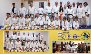 60 YEARS OF TOMIKI AIKIDO IN EUROPE
