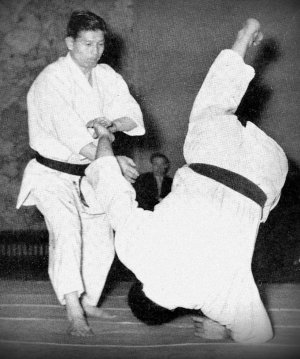 60 YEARS OF TOMIKI AIKIDO IN THE UK